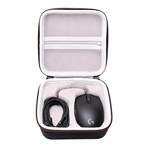 LTGEM EVA Hard Travel Carrying Case for Logitech G203 Prodigy RGB Wired Gaming Mouse