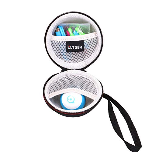 LTGEM EVA Hard Case for Sphero Mini The App-Controlled Robot Ball - Travel Protective Carrying Storage Bag