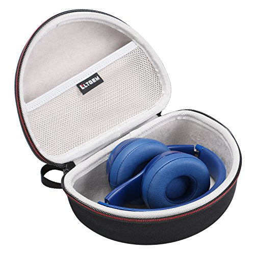 LTGEM Hard Case for Over-Ear Beats Studio/Pro/Solo2/Solo3 Headphone and Sennheiser Headphone