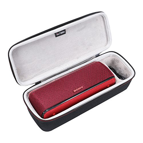 LTGEM EVA Hard Case for Sony SRS-XB31 Portable Wireless Bluetooth Speaker - Travel Protective Carrying Storage Bag