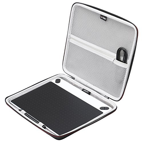 LTGEM Case for Wacom Intuos Art Touch Digital Graphics and Drawing Tablet 690 Series Medium Size (CTH690AK)