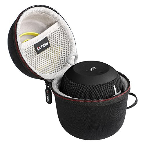 LTGEM EVA Hard Case for Ultimate Ears WONDERBOOM Super Portable Waterproof Bluetooth Speaker - Travel Protective Carrying Storage Bag