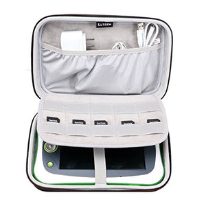 LTGEM EVA Hard Case for Leapfrog LeapPad Ultimate - Travel Protective Carrying Storage Bag