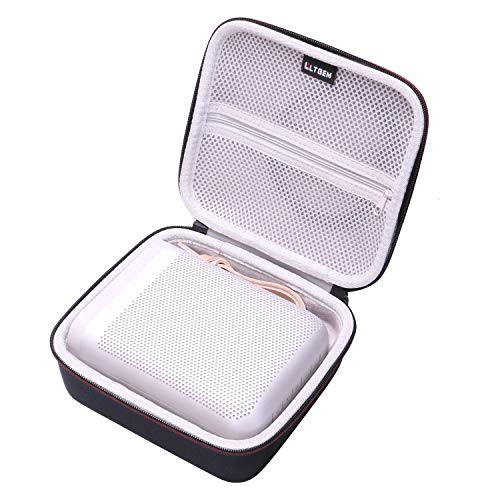 LTGEM EVA Hard Case for Bang & Olufsen Beoplay P6 Portable Bluetooth Speaker - Travel Protective Carrying Storage Bag