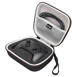 Nintendo Switch Pro Controller Case - LTGEM EVA Protective Hard Carrying Case for Nintendo Switch Pro Controller (Black)