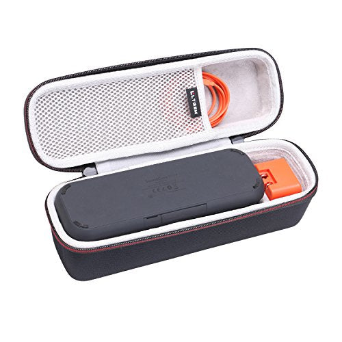 LTGEM EVA Hard Case for Anker SoundCore Pro+ 25W Bluetooth Speaker - Travel Protective Carrying Storage Bag