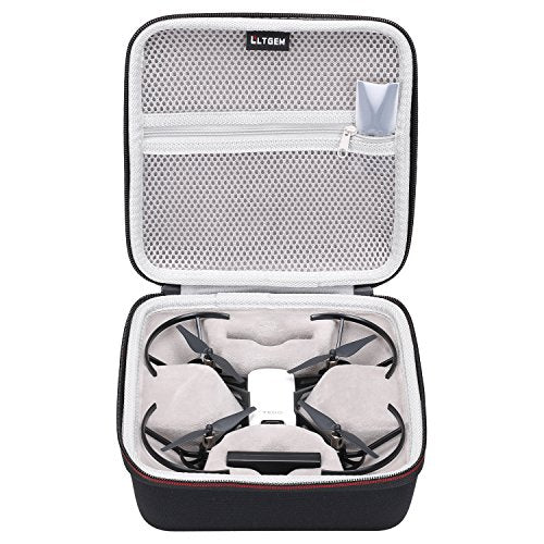 LTGEM EVA Hard Case for DJI Tello Quadcopter Drone - Travel Protective Carrying Storage Bag