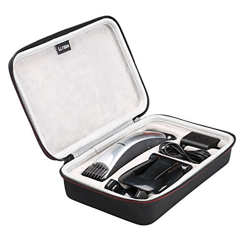 LTGEM EVA Hard Case for Philips Norelco Bodygroom Series 7100 BG2040 - Travel Carrying Storage Bag