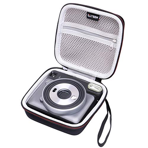 LTGEM EVA Hard Travel Case fits Fujifilm Instax Square SQ6 - Instant Film Camera