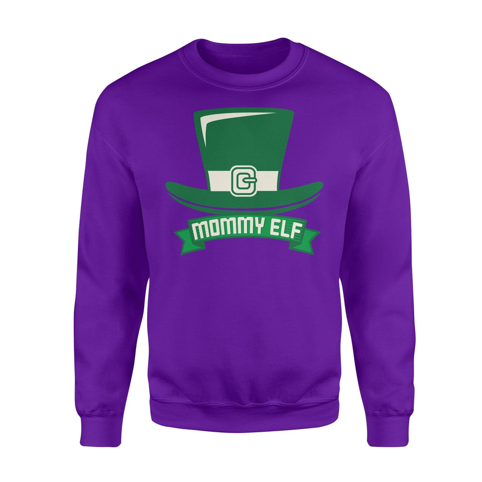 Pemola, Mommy Elf Sweatshirts, Sweatshirt