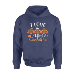 Pemola - Grandma Hoodie, hoodies for women, cool hoodies, graphic hoodies