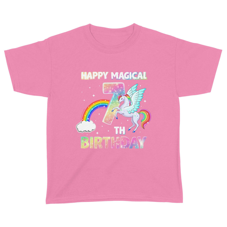 Pemola, unicorn birthday shirt, unicorn shirts for girls, unicorn gifts, kids birthday shirts