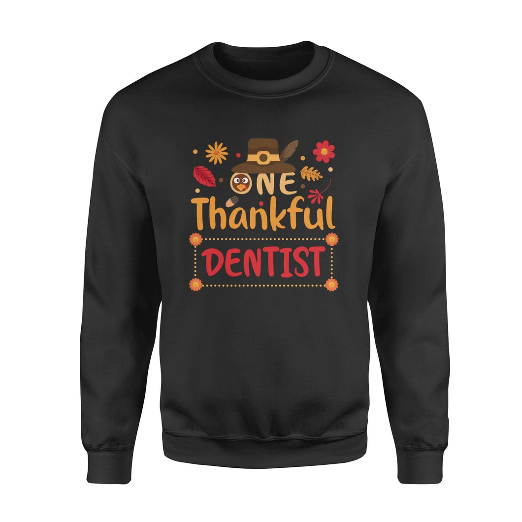 Pemola, Thankful Dentist Sweatshirts, Sweatshirt