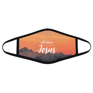 Pemola My Jesus Cloth Face Masks, Jesus Face Coverings, Christian Cloth Face Covers