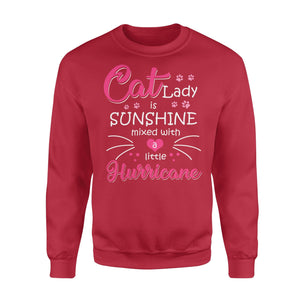 Pemola, Cat Lady quotes Sweatshirts, Sweatshirt