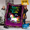 Pemola, Personalized Unicorn Blankets, Anatomy Of A Unicorn, Custom Blankets, Personalized Gifts, Personalized Blankets