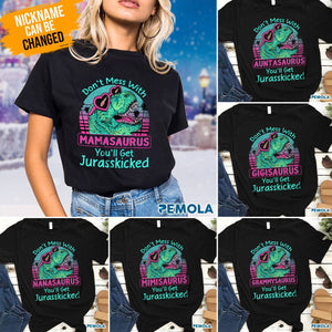 Pemola, mamasaurus, personalized gift ideas, dinosaur t shirt, gifts for girls, custom tee shirts , $30 gift ideas