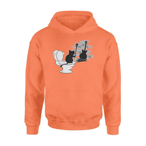 Pemola - Funny Cat Hoodie, hoodies for men, hoodies for women, cool hoodies, graphic hoodies
