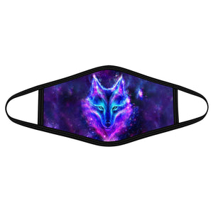 Pemola Wolf Cloth Face Masks, Native American Cloth Face Covers, Native American Face Coverings, Wolf Face Coverings