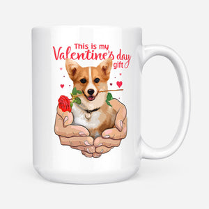Pemola - Welsh Corgi Mugs, Valentines Day Gifts,  Valentines Day Gifts For Him, Valentines Day Gifts For Her, Valentines Day Ideas