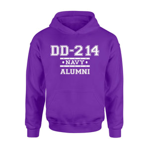 Pemola - DD 214 Navy Alumni Hoodie, hoodies for men, cool hoodies, graphic hoodies