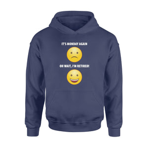 Pemola - I'm retired Hoodie, hoodies for men, hoodies for women, graphic hoodies