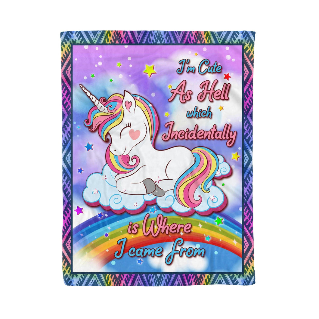 Pemola, Unicorns blankets, family gift ideas, funny blankets, gift ideas for girl, unicorn birthday gifts, fleece blankets