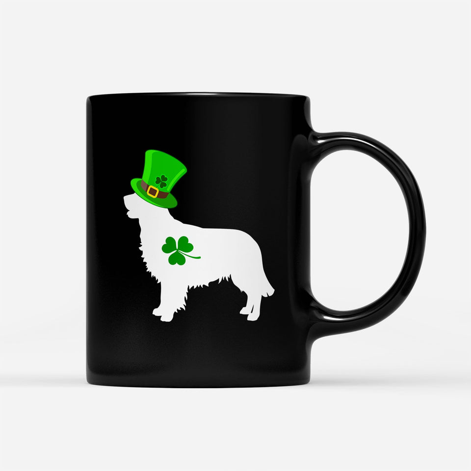Pemola, Golden Retriever Mug, Gifts For Dog Lovers, St Patrick's Day 2020, Golden Retriever Gifts, Black Coffee Mug
