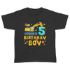 Construction shirts, birthday shirts, birthday girl shirt, birthday boy shirt, custom birthday shirts, custom t shirts