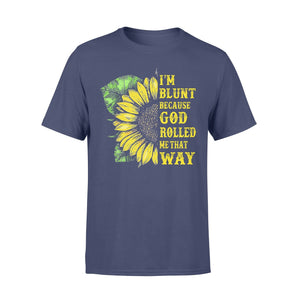 Pemola - Sunflower Quote T-shirt, graphic tees, funny t shirts, cool t shirt, cute shirts