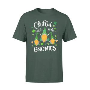 Pemola - Chillin With My Gnomies Shirt, St Pattys Day, Irish gift