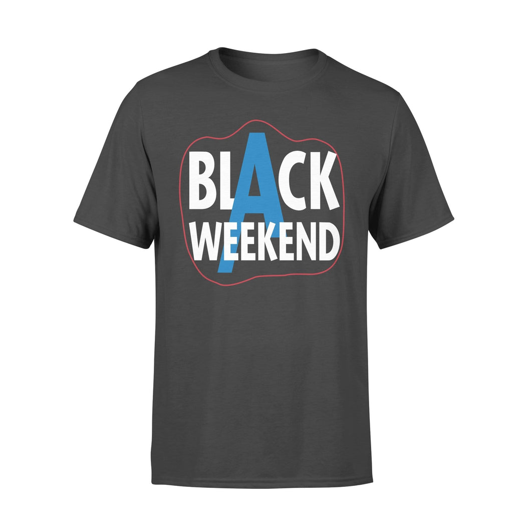 Pemola - Black Weekend T-shirt, graphic tees, funny t shirts, cool t shirt, friends t shirt