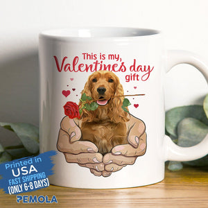 Pemola - Cocker Spaniel Mugs, Valentines Day Gifts,  Valentines Day Gifts For Him, Valentines Day Gifts For Her, Valentines Day Ideas