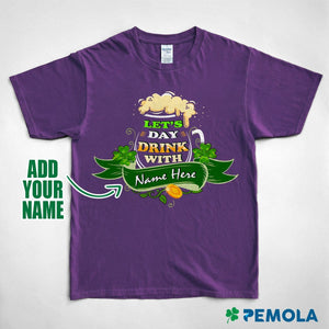 Pemola, st. patricks day shirts, best friend gifts, best friend birthday gifts, personalized best friend gifts