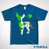 Pemola, Chihuahua Shirt, Dog shirts, St. Patrick's Day Shirts, Womens St patricks Day Shirts, Graphic Tees For Women