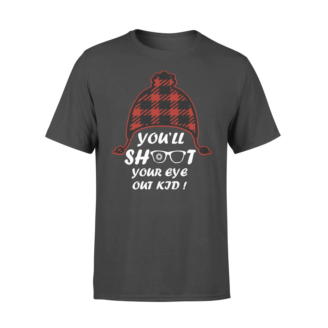 Pemola - You'll shoot your eye out kid T-shirt, Funny T-Shirt