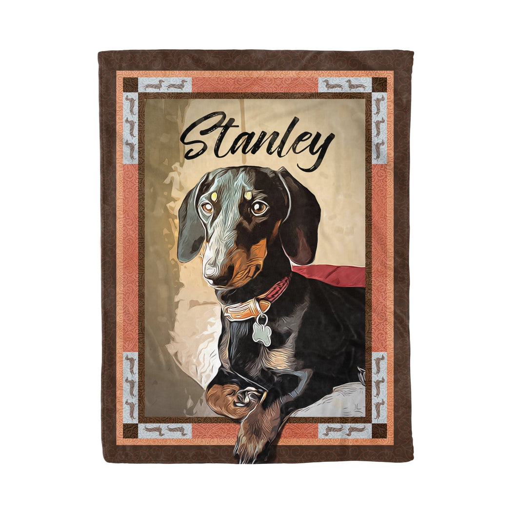 Pemola, dog blanket, personalized dog blankets, pet blanket, custom blankets, personalized gifts, fleece blankets