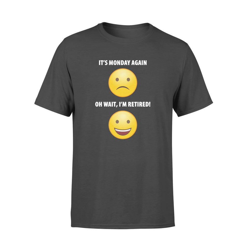 Pemola - I'm Retired T-shirt, Retired t Shirt, retirement shirts, t shirt with saying