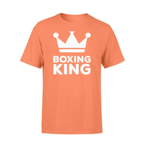 Pemola - Boxing King T-shirt, graphic tees, funny t shirts, cool t shirt