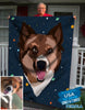 Pemola - Dog Blankets, Customized Blanket, Personalized Blankets, Fleece Blankets
