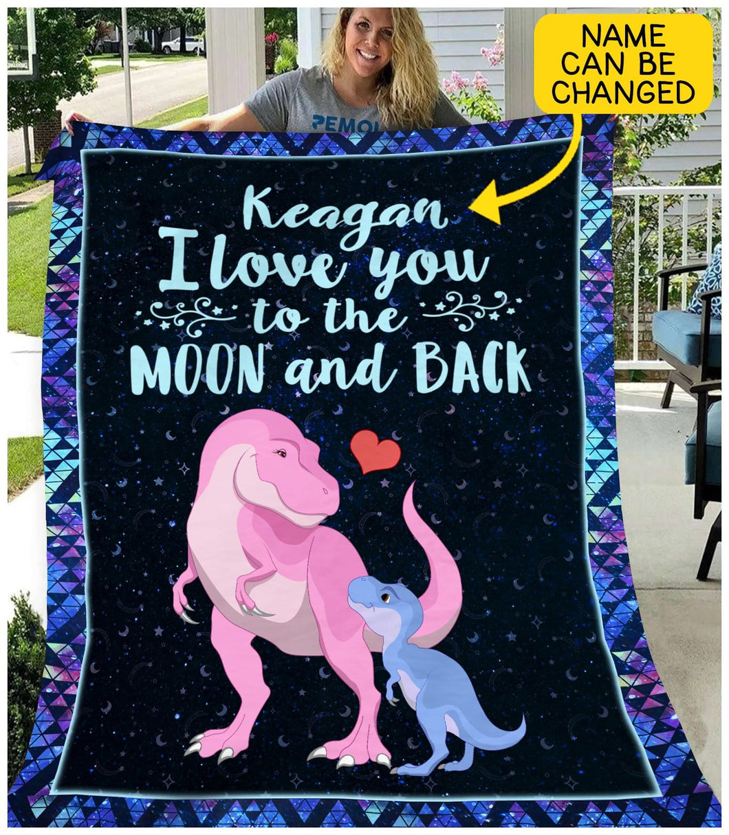 Pemola, personalised baby gifts, custom name, unique birthday gifts, dinosaurs for kids, personalized fleece blankets