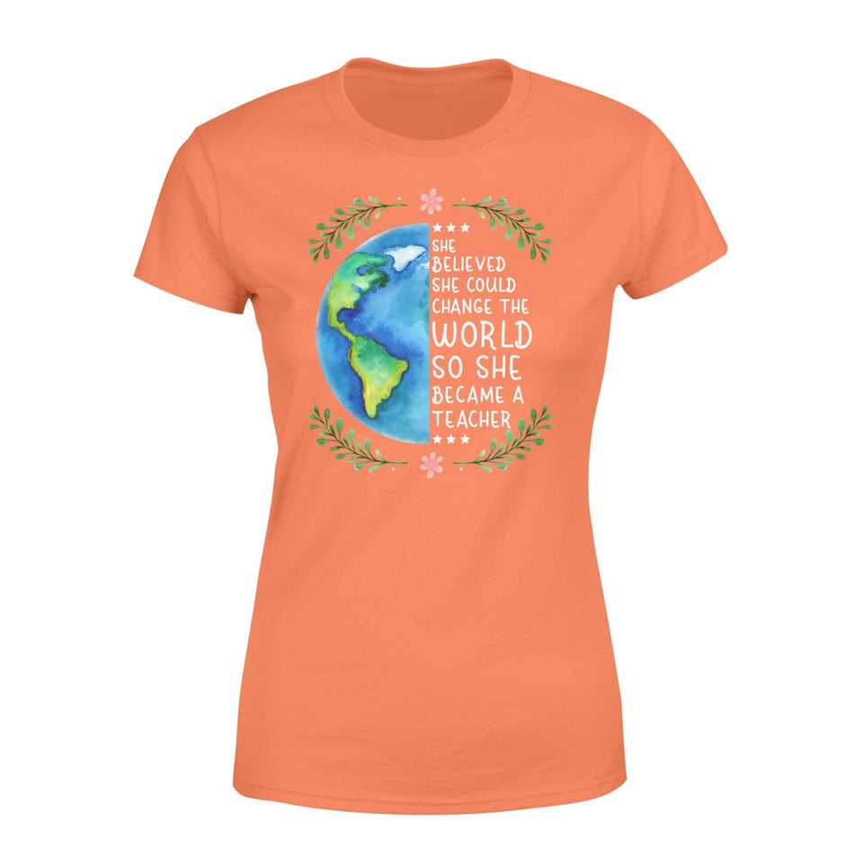 Pemola, Teacher Change The World shirts, valentine shirts, valentines day gifts, valentines day gifts for her, graphic tees