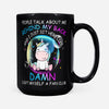 Pemola, Unicorn Mugs, Funny Mugs, Funny Coffee Mugs, Unique Unicorn Gifts, Gifts Idea For Friends, Gifts Idea For Family