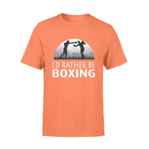 Pemola - Boxing T-shirt, graphic tees, funny t shirts, cool t shirt, cute shirts