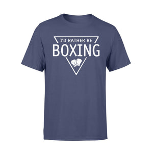 Pemola - I'd rather be boxing day T-shirt