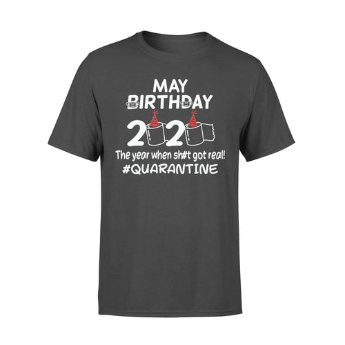 Pemola, May birthday Tshirt, Quarantined 2020 tshirt, funny quarantine, birthday quarantine shirt, birthday gift, coronavirus shirt, best friend gifts