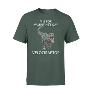 Pemola, Velociraptor Shirt, valentine shirts, valentines day gifts, valentines day gifts for him, dinosaur shirts