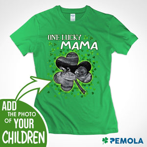 Pemola, st patrick's day outfit women's, st. patricks day shirts, custom picture shirts, gifts for mom