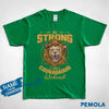 Pemola, Joshua 1:9, personalized gifts, bible verses t shirts, custom t shirts, christian t shirts, st patrick's day shirts