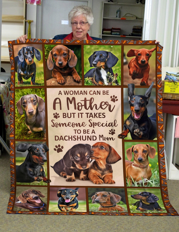 Pemola - Dachshund Blankets, dachshund dog, Doxin Fleece Blankets, gifts for dog lovers, dachshund lovers